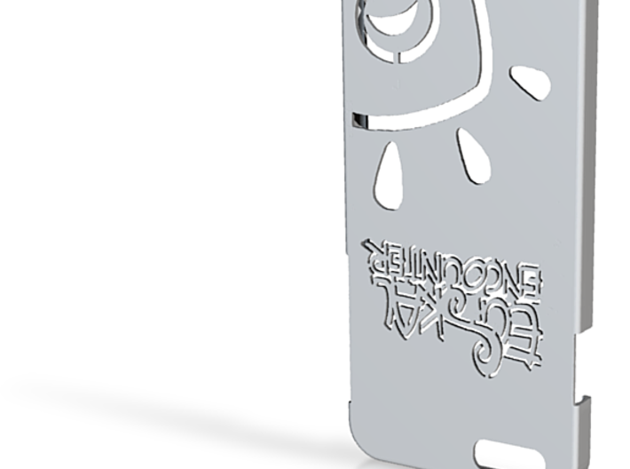 "Iphone 6 Case ""Euskalcase"" 3d printed"