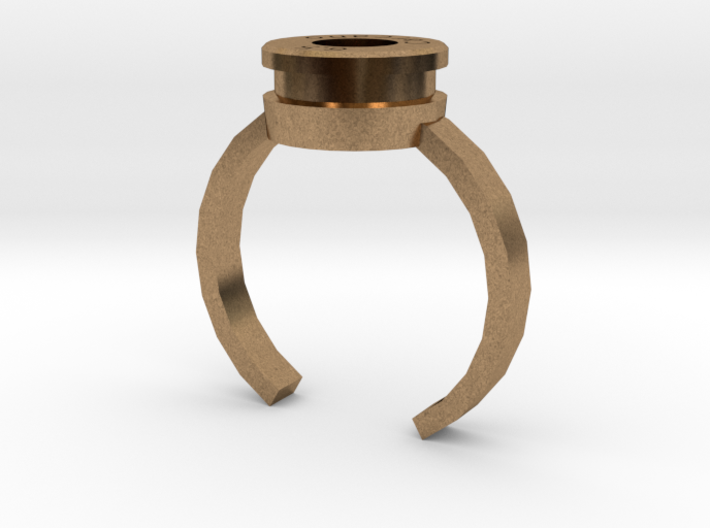 6.5x52mm Carcano case ring 3d printed