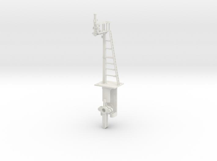 RH Offset Bracket Signal HO NSWGR LQ 3d printed