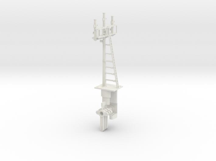 Triple Bracket Signal HO NSWGR LQ 3d printed
