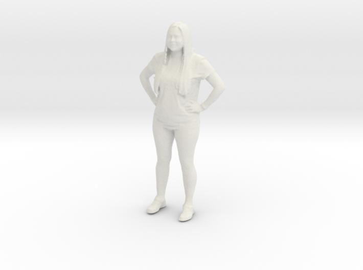 Printle C Femme 043 - 1/20 - wob 3d printed