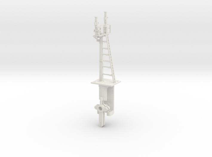 Mid-Bracket Signal - Left Main Doll HO NSWGR LQ 3d printed