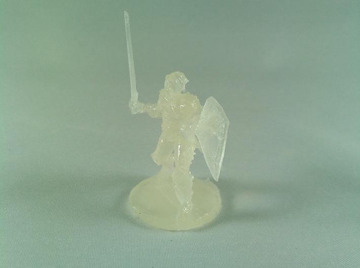 Phantom Warrior 3d printed