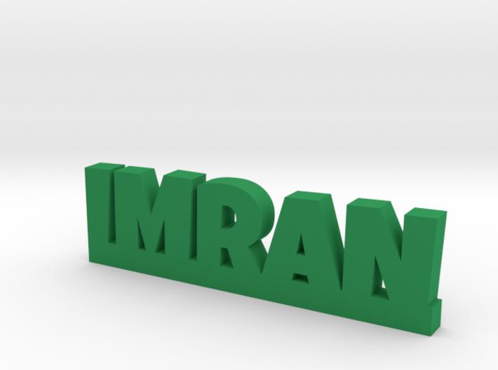 IMRAN Lucky 3d printed