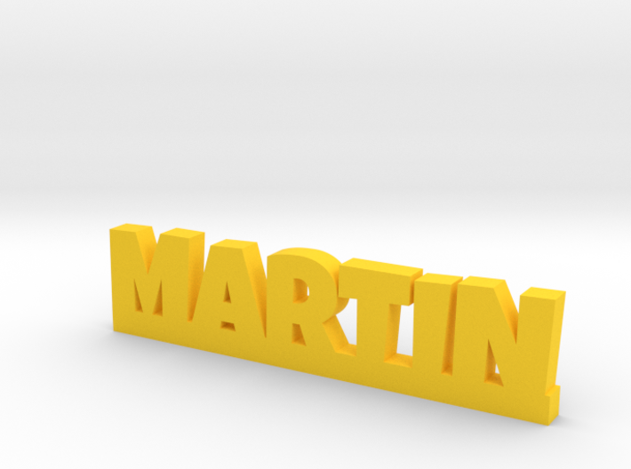 MARTIN Lucky 3d printed