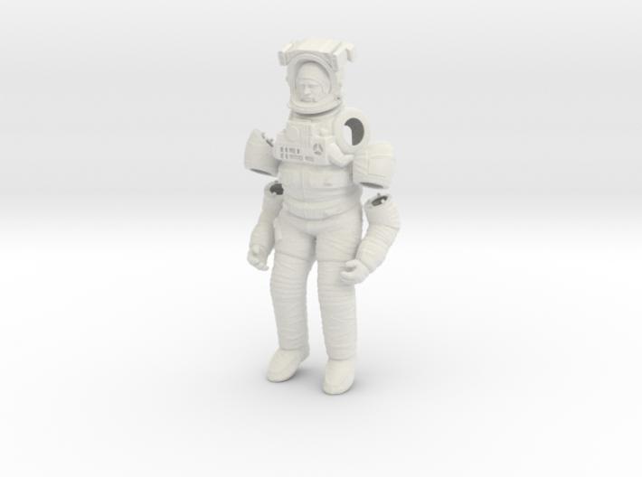 NASA EMU Astronaut 1:6 3d printed