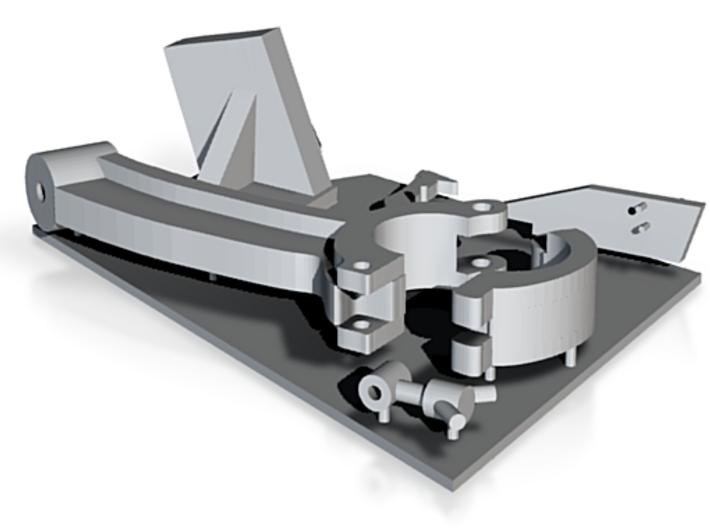 Despiece 1-16 Completo Con Base Y Soportes 1 3d printed