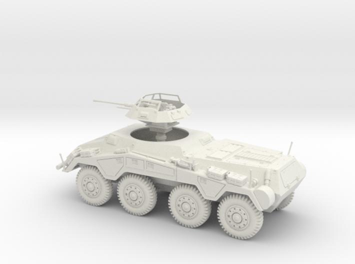 VBA Sd.Kfz. 234/1 german armoured car 1:48 28mm 3d printed
