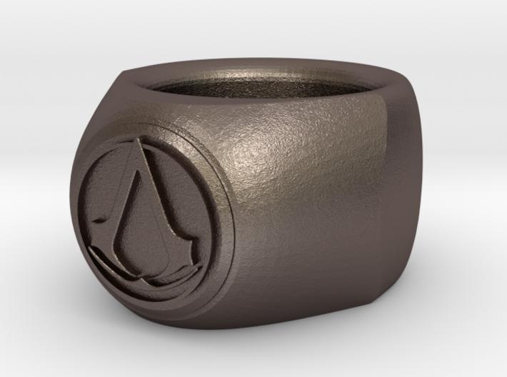 Assasin Ring 3d printed