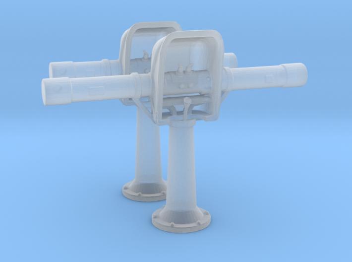 1/72 IJN Rangefinder Set 1.5m & 2m 3d printed