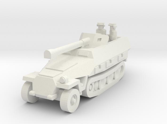 Sdkfz 251 Pak40 3d printed