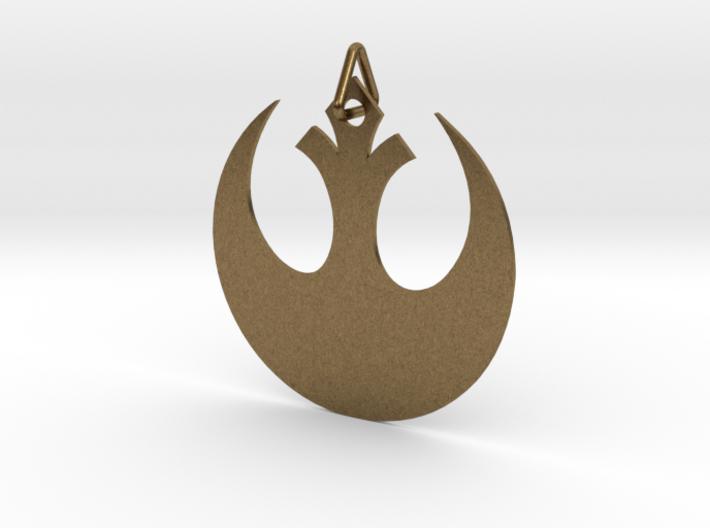 Alliance Star Bird 3d printed