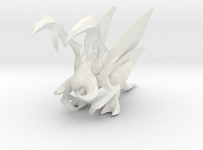1/60 Wing Zergling 3d printed