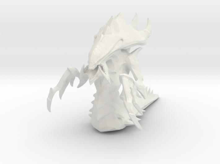 1/60 Zerg Hydralisk V2 3d printed
