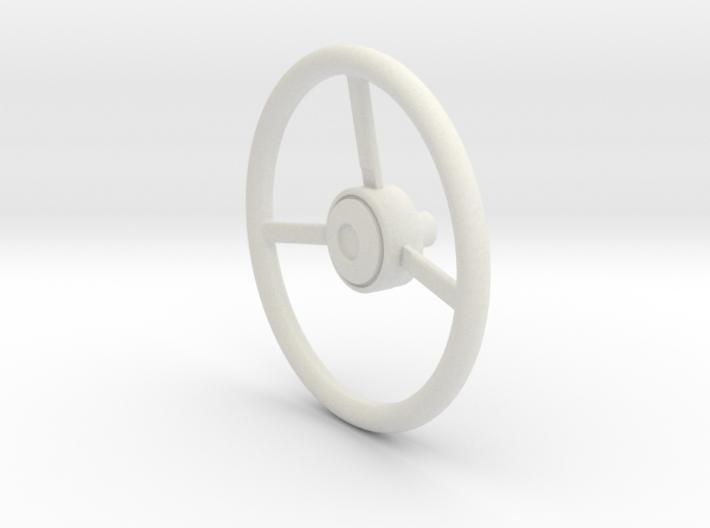 1:10 XJ Cherokee Steering Wheel 3d printed