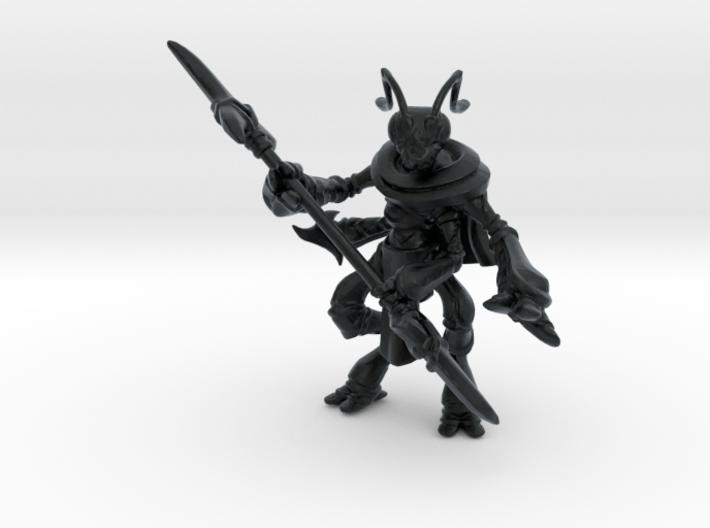 Thrikreen Soldier 3d printed