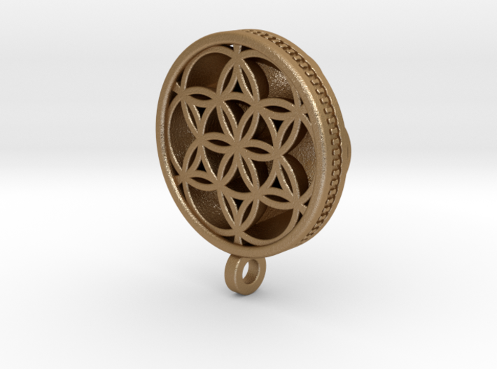 SEED OF LIFE2 3d printed