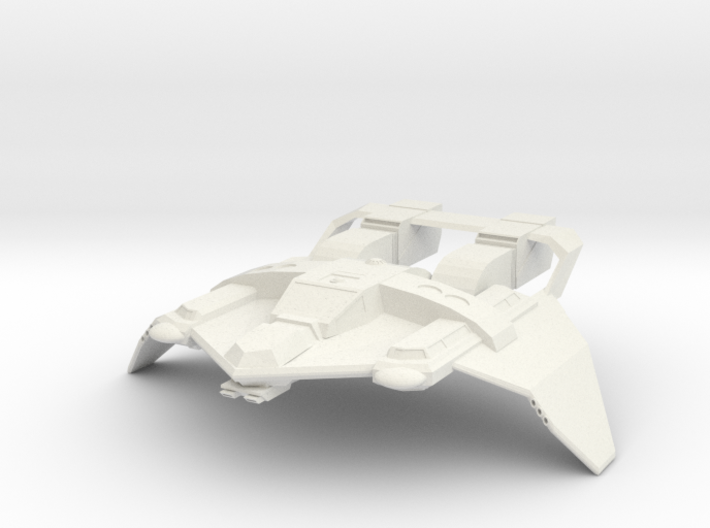 Federation Tactical Fighter 3d printed