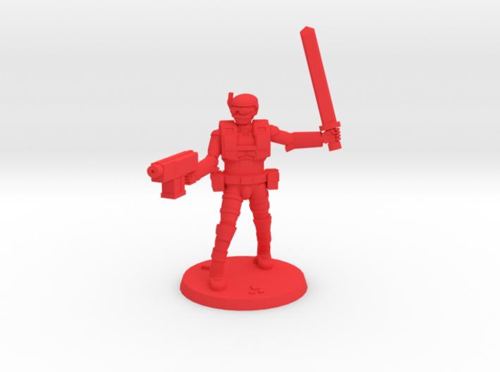 36MM Light Trooper 3 3d printed
