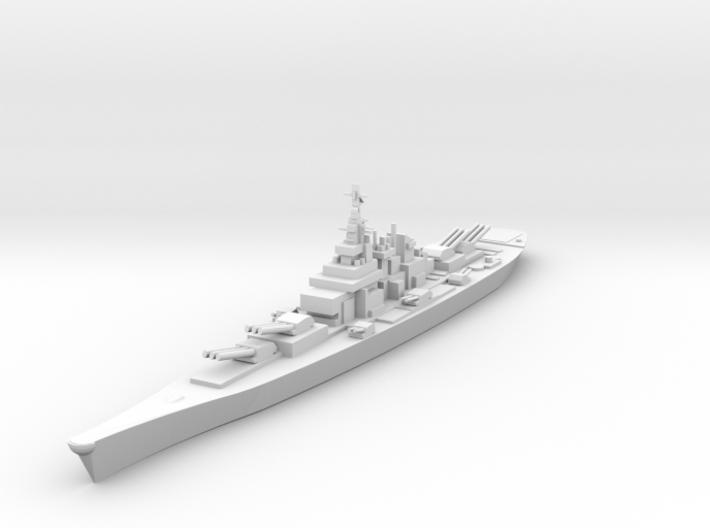 USS Montana 3d printed