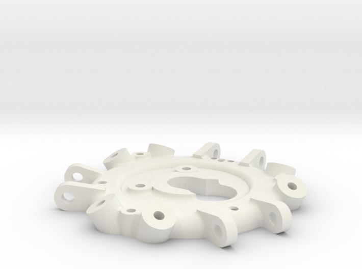 Magnetic Effector For Kossel 3d printed