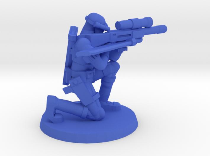 38mm SpecFor Sniper 3 3d printed