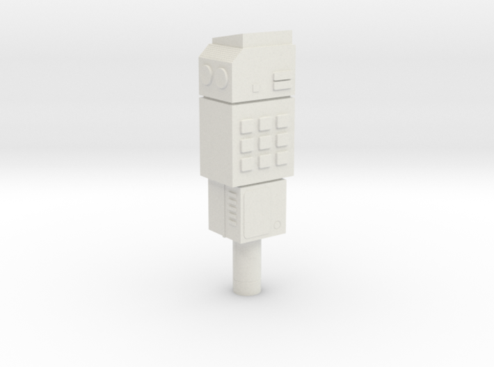 Space 1999 Comlock 1/6 Scale 3d printed