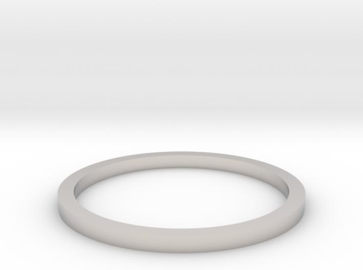 Ring Inside Diameter 13.7mm 3d printed