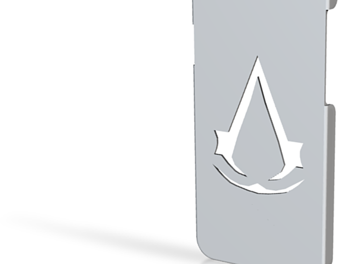 Assassins Creed Phone Case 3d printed