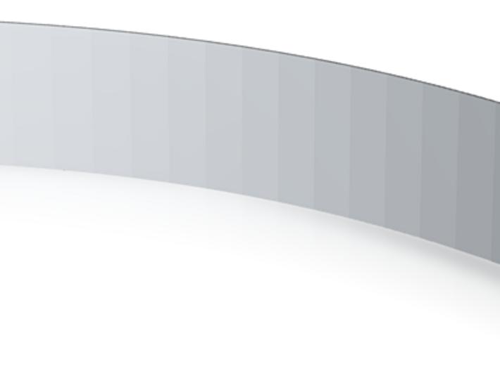 Curved Spring 3d printed