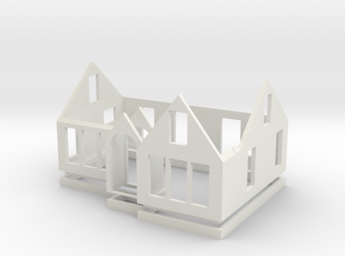 House 3L 3d printed