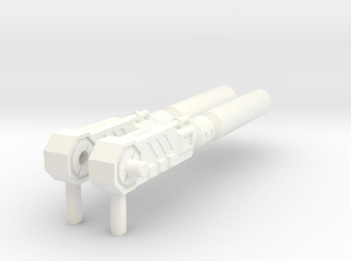 TR: Hexapistol Origin for Sixshot 3d printed