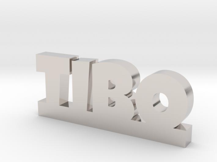 TIBO Lucky 3d printed