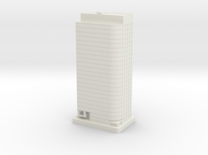 Eight Penn Center (1:2000) 3d printed