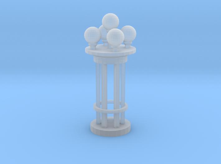 James S Bridge Lamp 2 3d printed