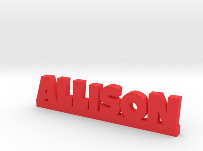 ALLISON Lucky 3d printed