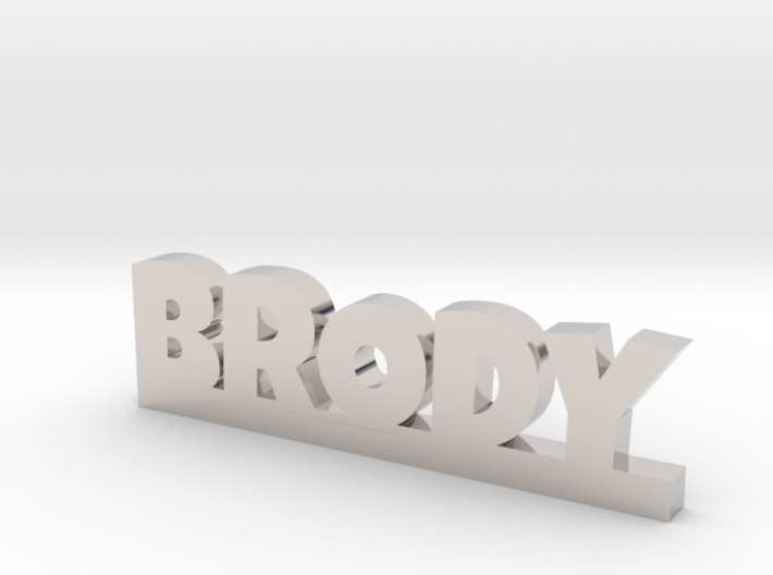 BRODY Lucky 3d printed