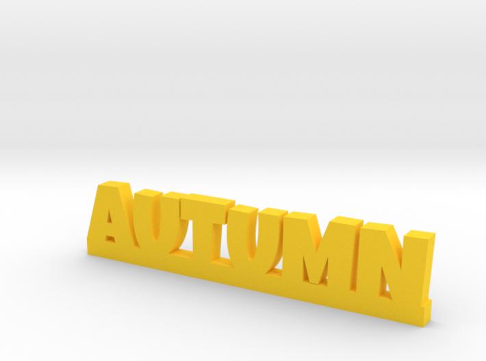 AUTUMN Lucky 3d printed