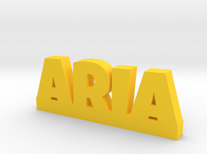 ARIA Lucky 3d printed