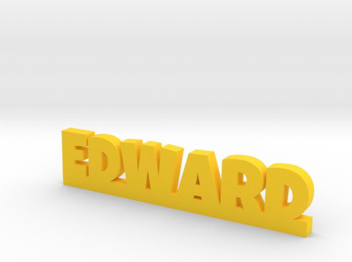 EDWARD Lucky 3d printed