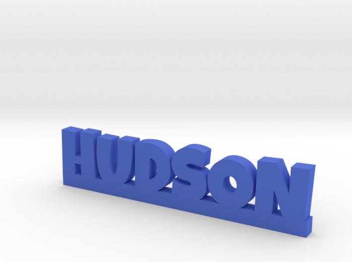 HUDSON Lucky 3d printed