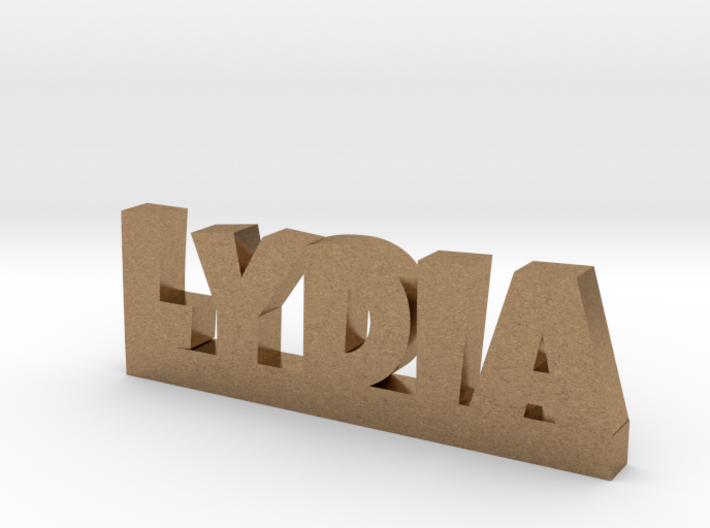 LYDIA Lucky 3d printed