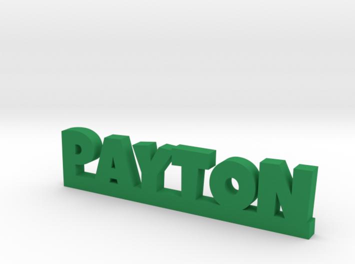 PAYTON Lucky 3d printed