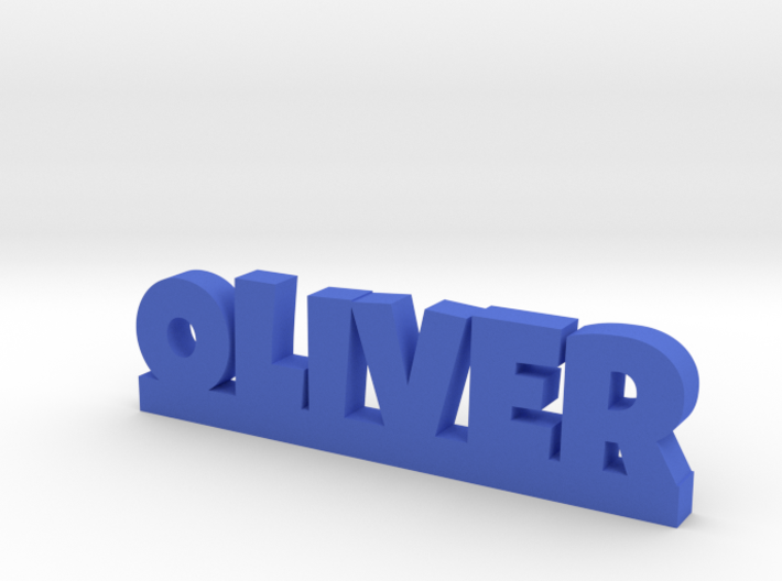OLIVER Lucky 3d printed