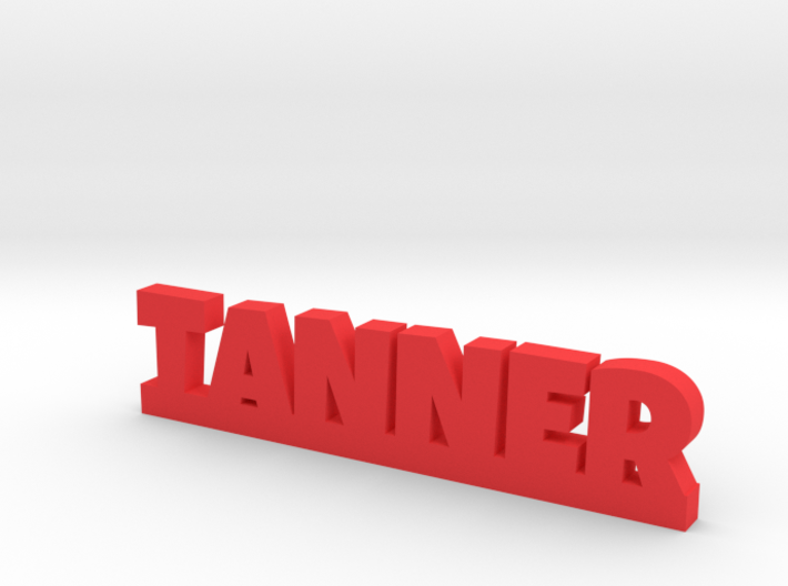 TANNER Lucky 3d printed