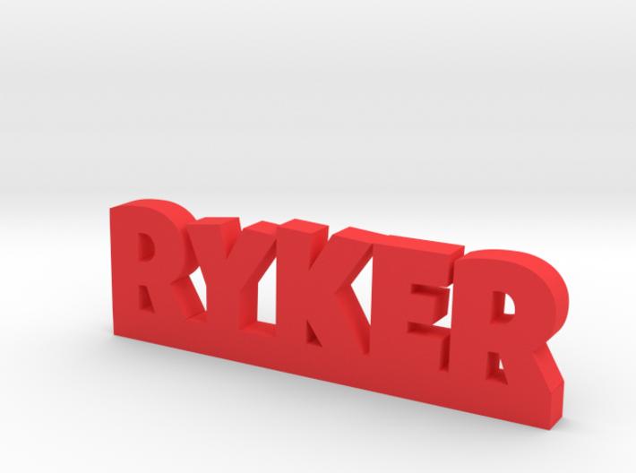 RYKER Lucky 3d printed