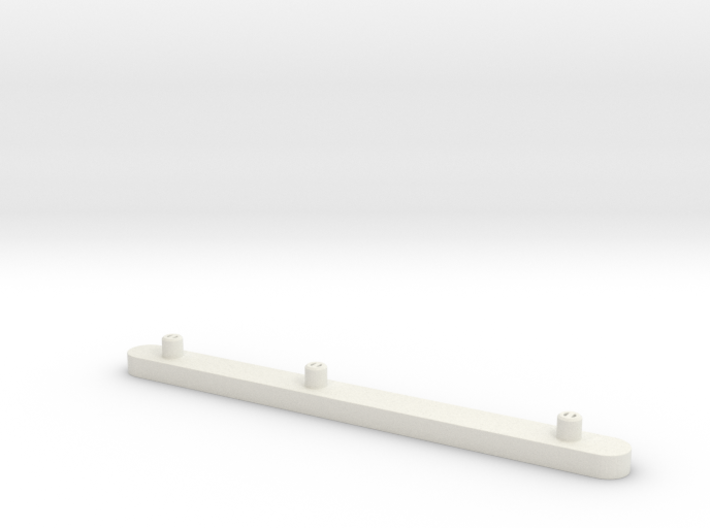 Ikea RAST 107103 Drawer Rail replacement part 3d printed