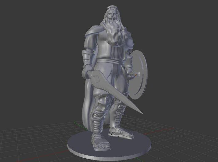 King Hekaton 3d printed