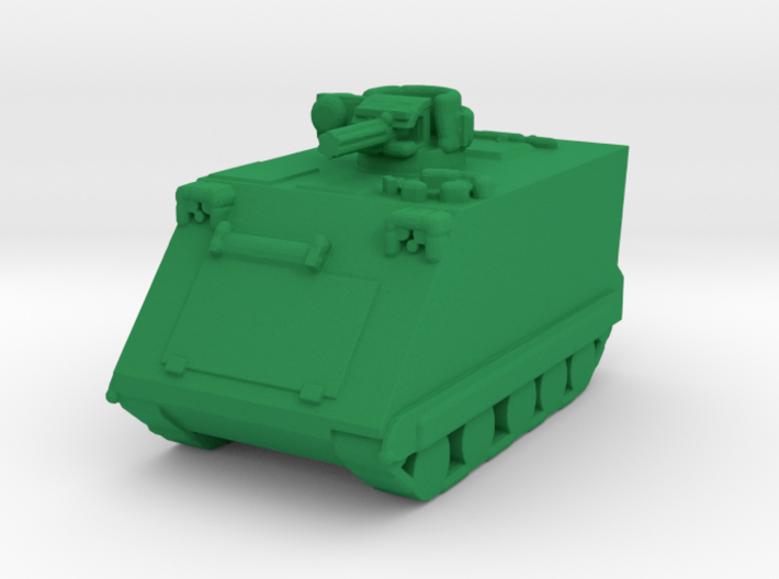 1/200 Scale M163 Vulcan Air Defence System 3d printed