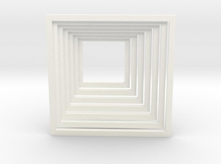 Infinite Hallway 3d printed